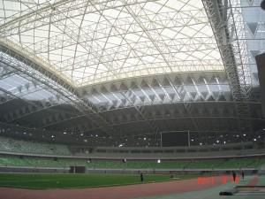 Sports-stadium-Mongolia